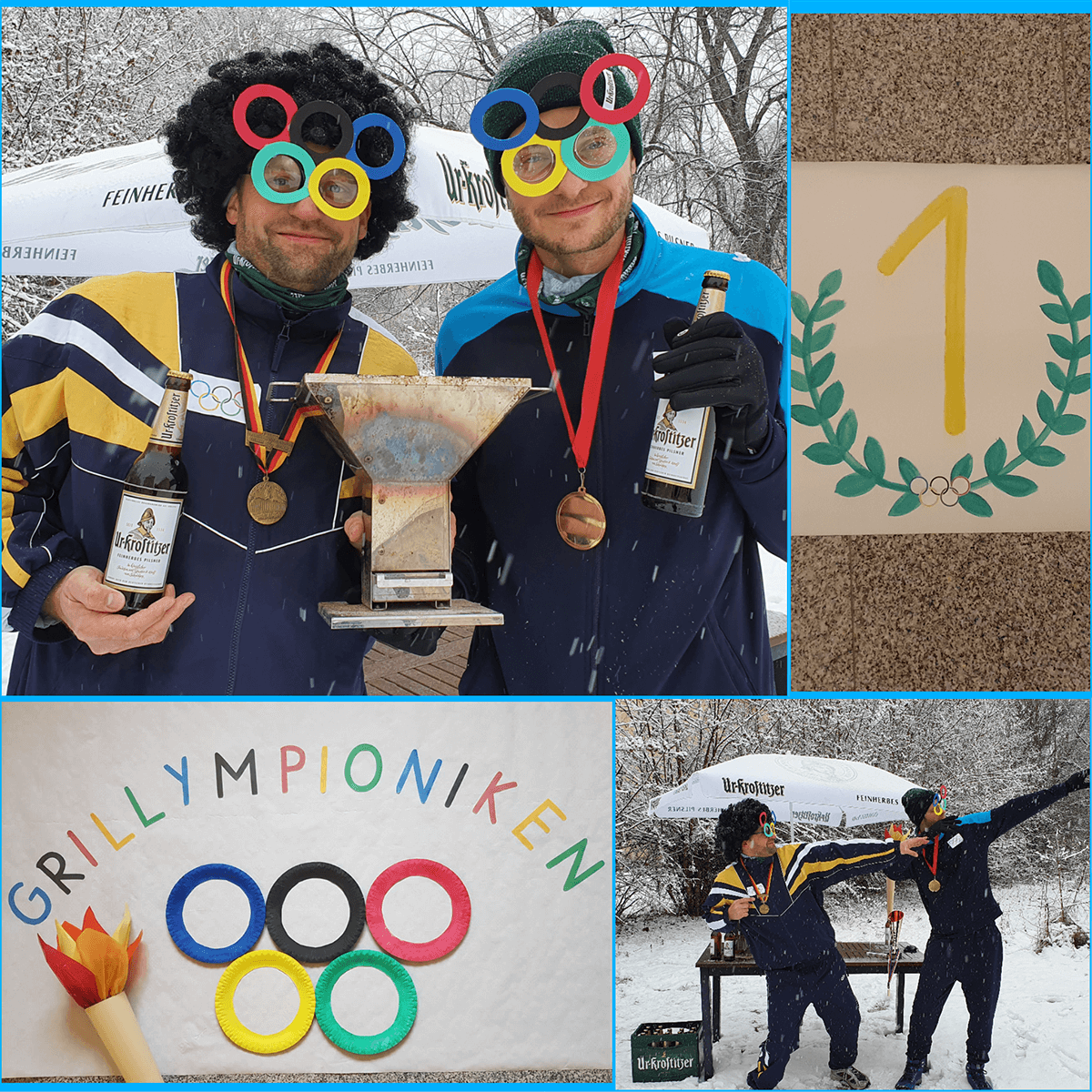 "Platz 3-1 | TEAM 30 ""Grill-Olympioniken"""